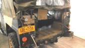 Rover Lightweight rear