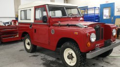 Land Rover Series IIA Restomod by Automotion Classics