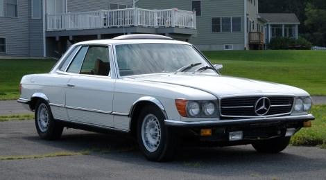 1978 Mercedes-Benz 280SLC
