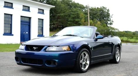 "2004 Ford Mustang Cobra ""Terminator"" Convertible"