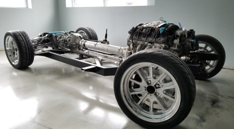 1961 Corvette / C5 Restomod