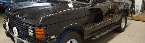 1995 Range Rover County LWB