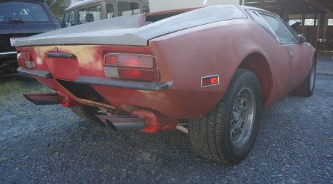 Our Project Pantera is for sale on Bring a Trailer!