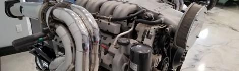 MerCruiser's Wette Vette : The Heart of the Beast