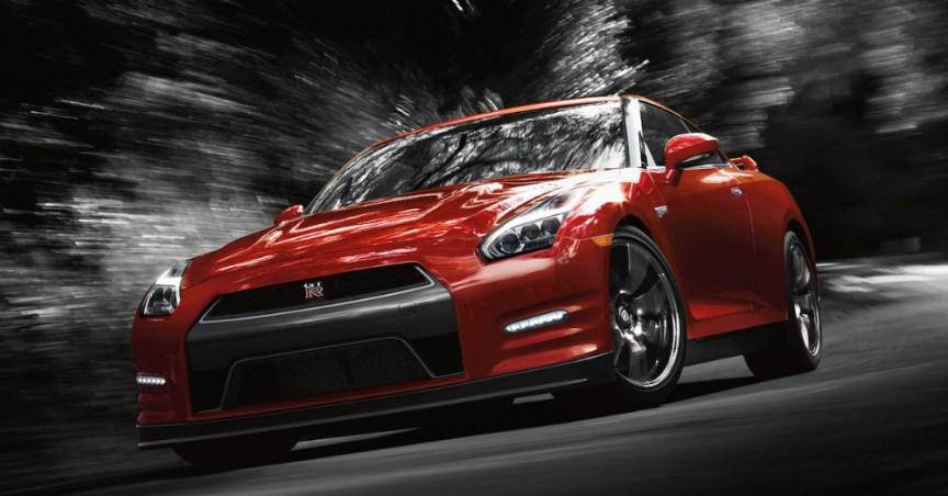 2015 Nissan GT-R Racing