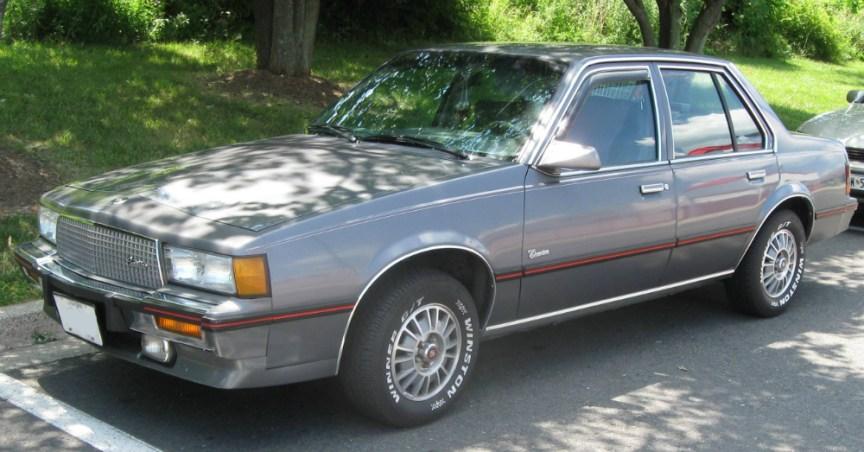 12.22.15 - 1982 Cadillac Cimmaron