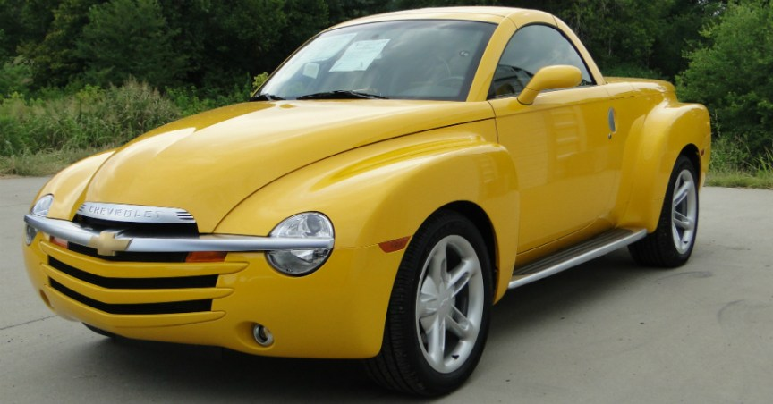 12.22.15 - 2004 Chevrolet SSR