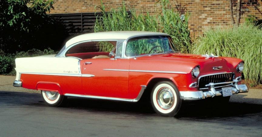 04.15.16 - 1955 Chevrolet Bel Air