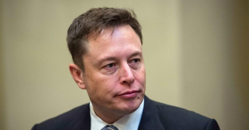 04.14.17 - Tesla CEO Elon Musk