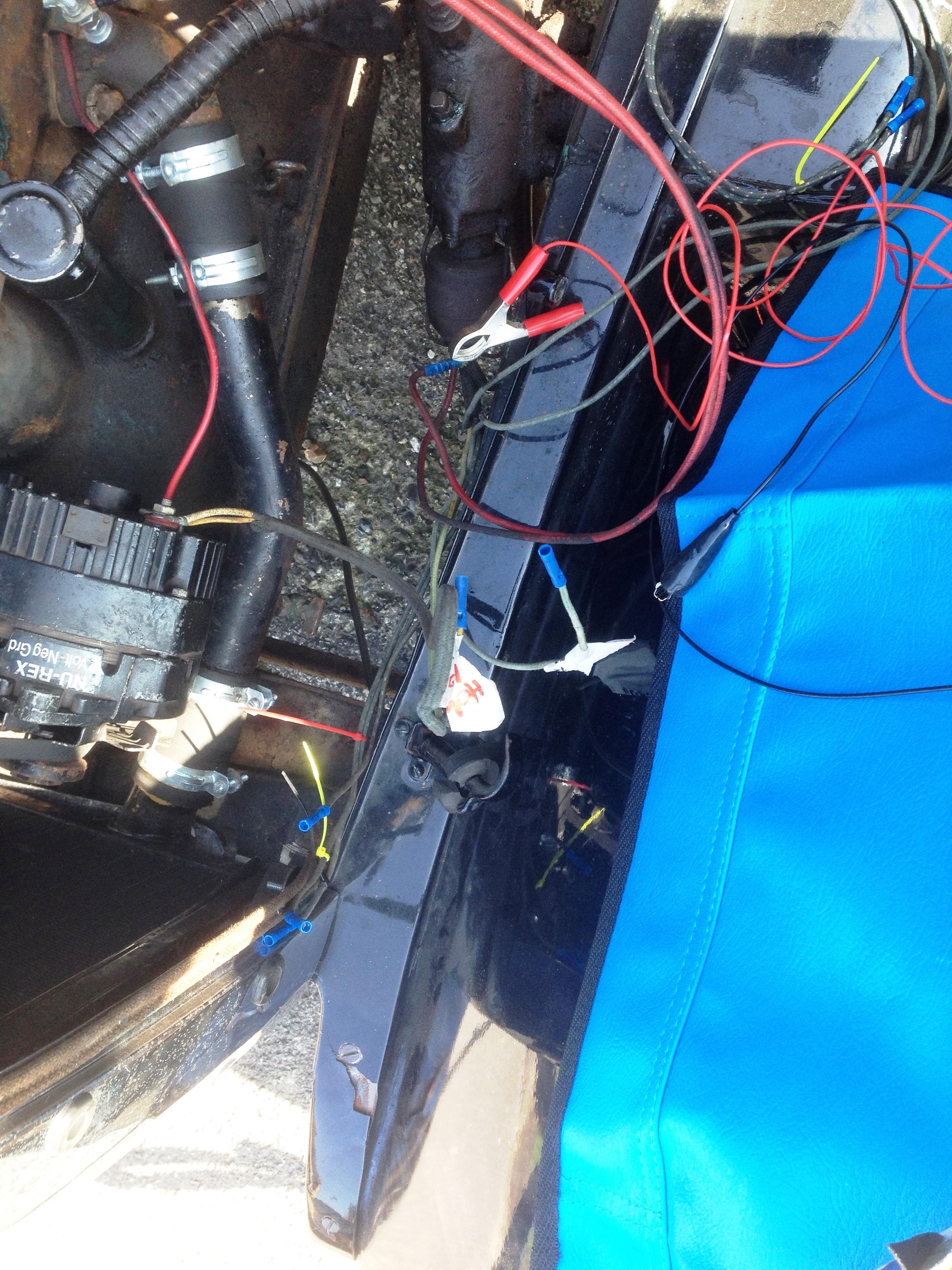 Model A wiring