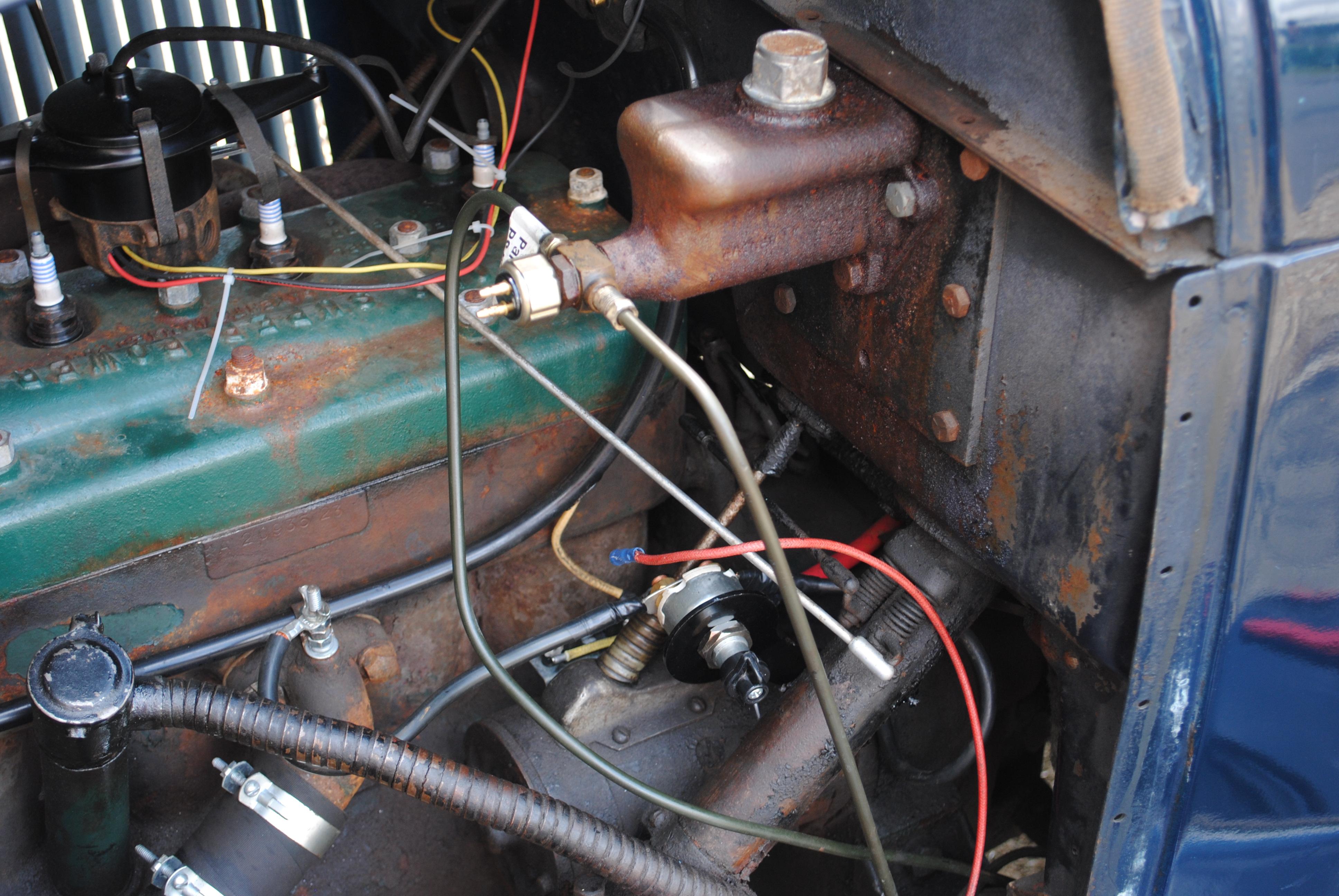 Brake Light Wiring