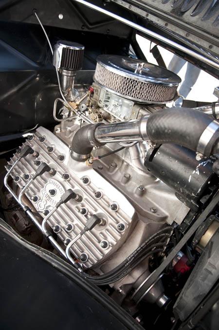 Newly Engineered Flathead V8 Block - Motor City Speed