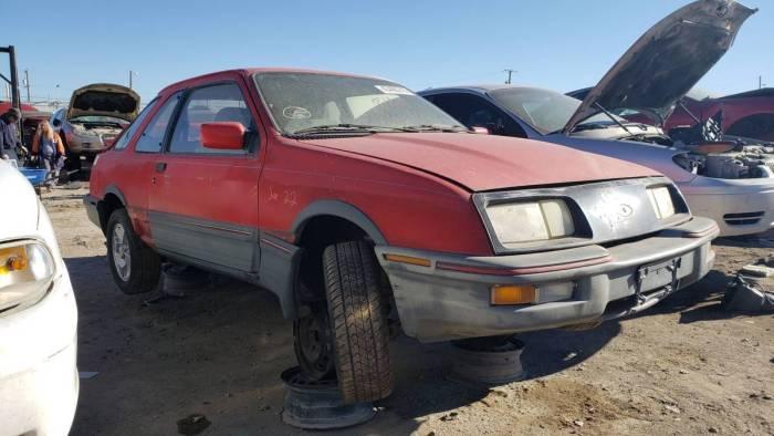 00-1987-merkur-xr4ti-in-colorado-wrecking-yard-photo-by-murilee-martin