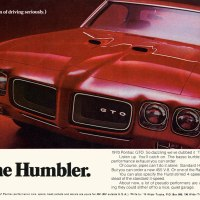 The Humbler: 1970 GTO's vacuum-operated exhaust was ahead of its time - Mike Bumbeck @Hagerty