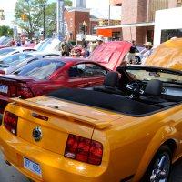 Visit Mustang Alley - @FordSocial