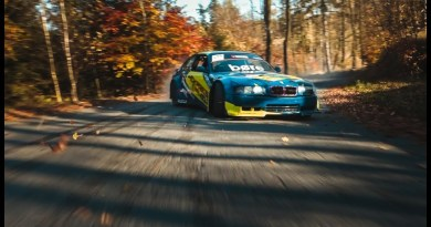 "595 BMW e36 GTR – ""DriftClimb"""