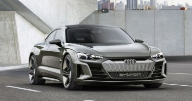 Electric Audi E-Tron GT Ready For Production In 2020!