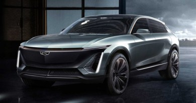 First All-Electric Cadillac Will Be Showcased in April