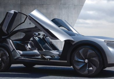 New Electric Crossover From GM Labs