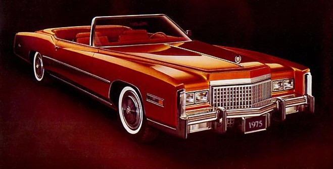 1975 Cadillac Eldorado Biarritz Convertible