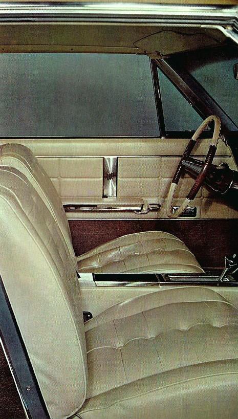 1963 Buick Riviera Interior Trim