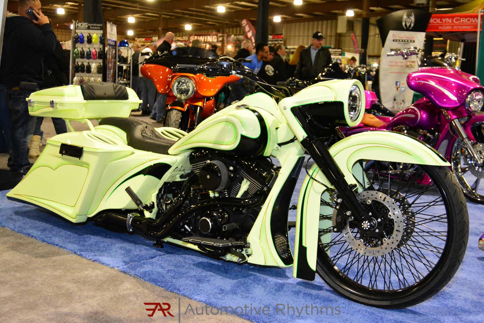 2016 Timonium Motorcycle Show AUTOMOTIVE RHYTHMS