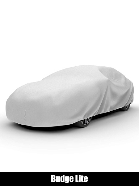 Budge Lite Car Cover Dustproof UV Resistant Fits Sedans up to 200 Gray - Top 10 Car Cover Reviews