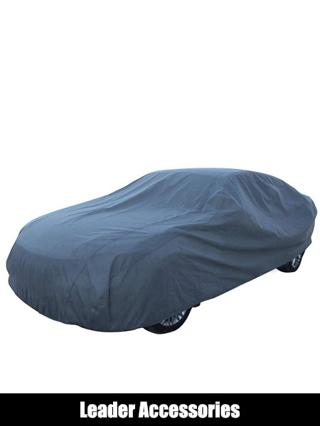 Leader Accessories UV Protection Basic Guard 3 Layer Breathable Dust Proof Universal Fit Full Car Cover Up To 200 - Top 10 Car Cover Reviews