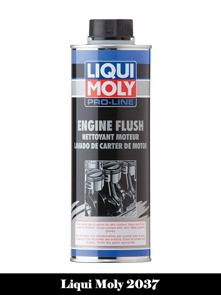 Liqui Moly 2037 Pro-Line Engine Flush - 500 Milliliters-Top 10 Best Engine Flushes for Cars Reviews