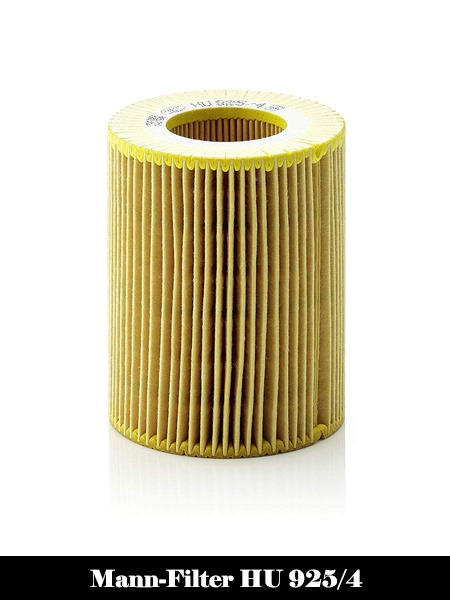 Mann-Filter HU 9254 X Metal-Free Oil Filter-Top 10 Best Oil Filters Reviews