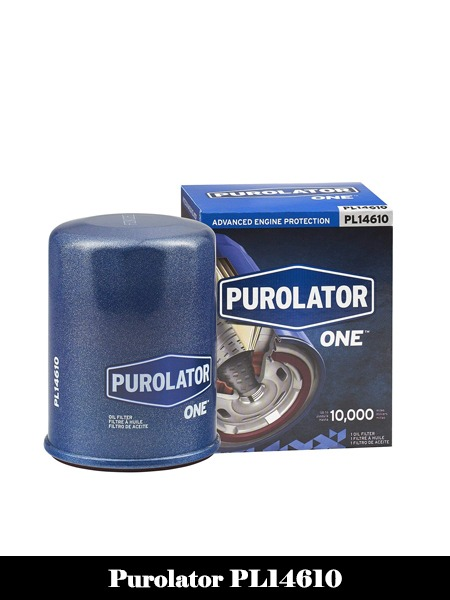 Purolator PL14610 PurolatorONE Oil Filter-Top 10 Best Oil Filters Reviews