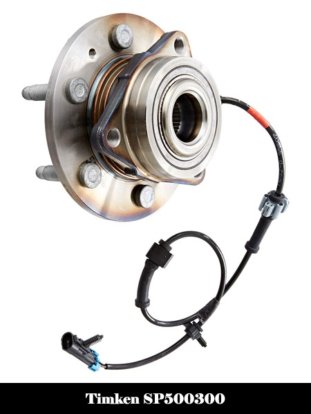 Timken SP500300 Axle Bearing and Hub Assembly-Top 10 Best Wheel Bearing Hub Assembly Reviews