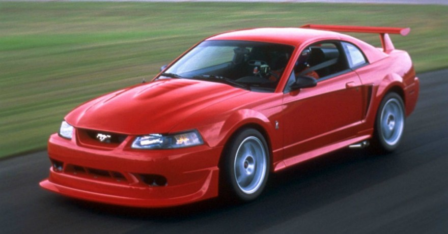 Ford Mustang Cobra R 2000
