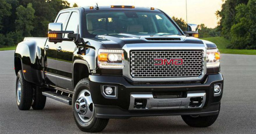 The GMC Sierra 3500HD is the Biggest GMC Truck You Can Drive