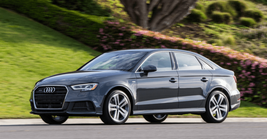 This Audi is Small Stylish and Ready to Drive