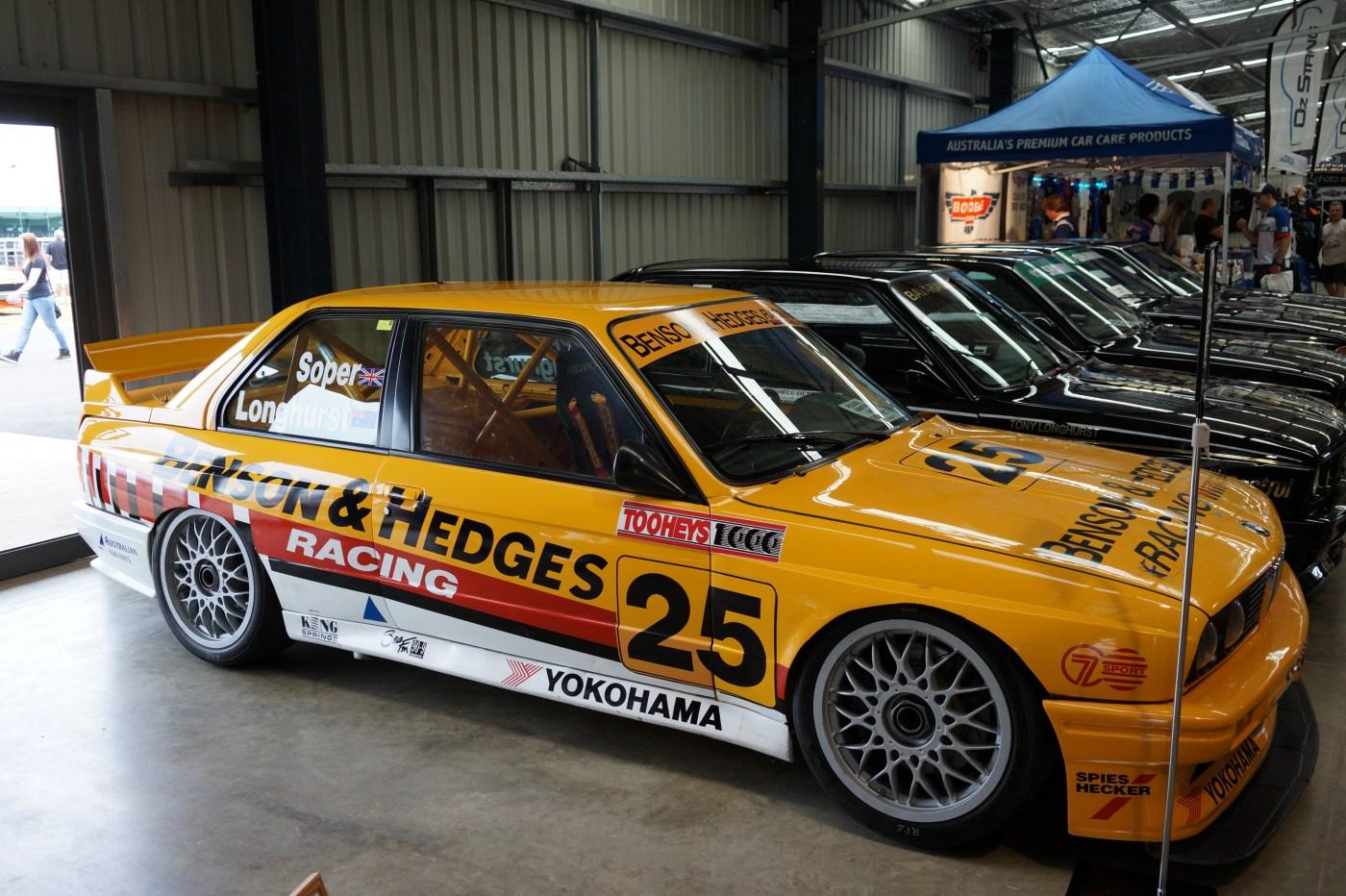 Tony Longhurst M3