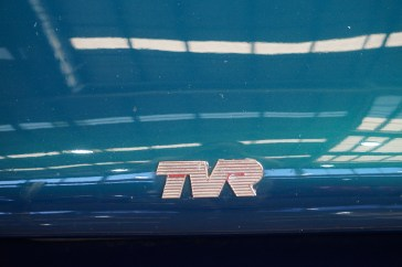 TVR badge