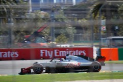 Romain Grosjean Australian Grand Prix 2018