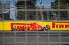 Sebastian Vettel Australian Grand Prix 2018
