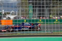 Brendon Hartley Australian Grand Prix 2018