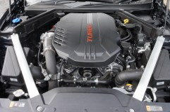 Kia Stinger GT Engine