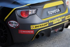 Toyota 86 Race Car