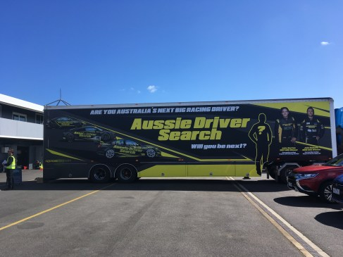 Aussie Driver Search