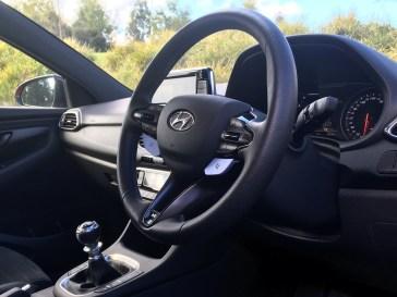 Hyundai i30N Interior