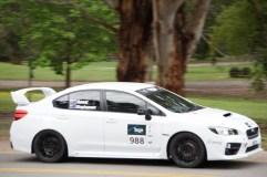 Subaru WRX Targa High Country 2018
