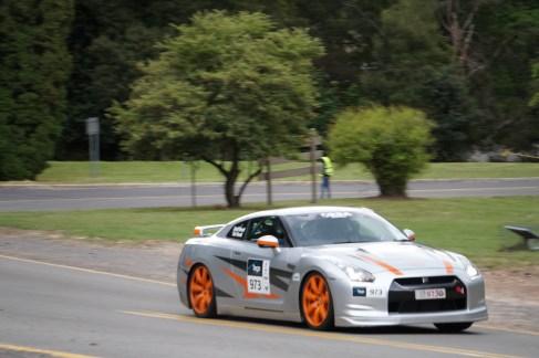 Nissan GTR R35 Targa High Country 2018
