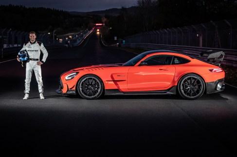 Mercedes-AMG GT Black Series, 2020