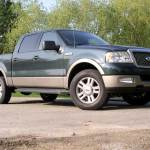 Automotive Trends 2004 Ford F 150 Lariat