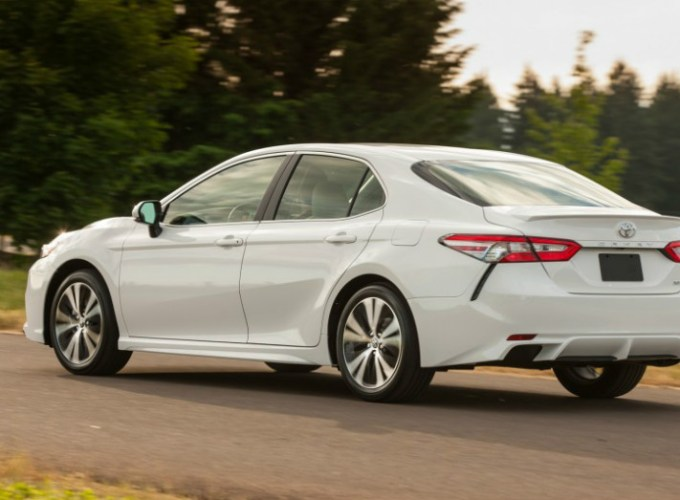 The Toyota Camry is Simply Sensational