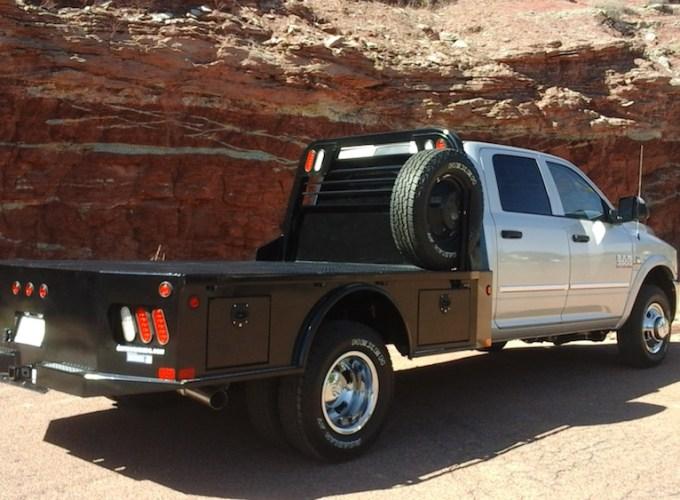 RAM Flatbed Truck